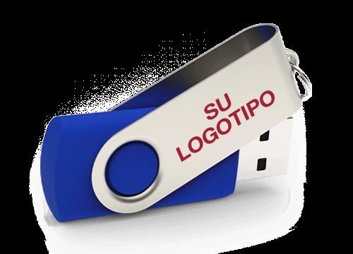 Twister - USB Personalizados