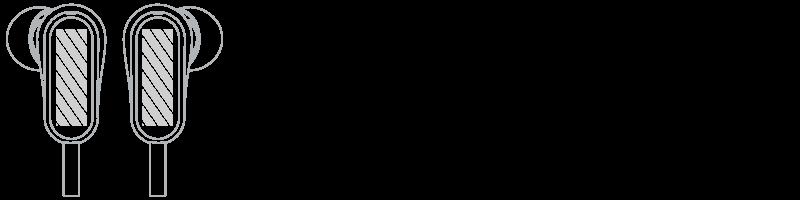 Auriculares Serigrafía