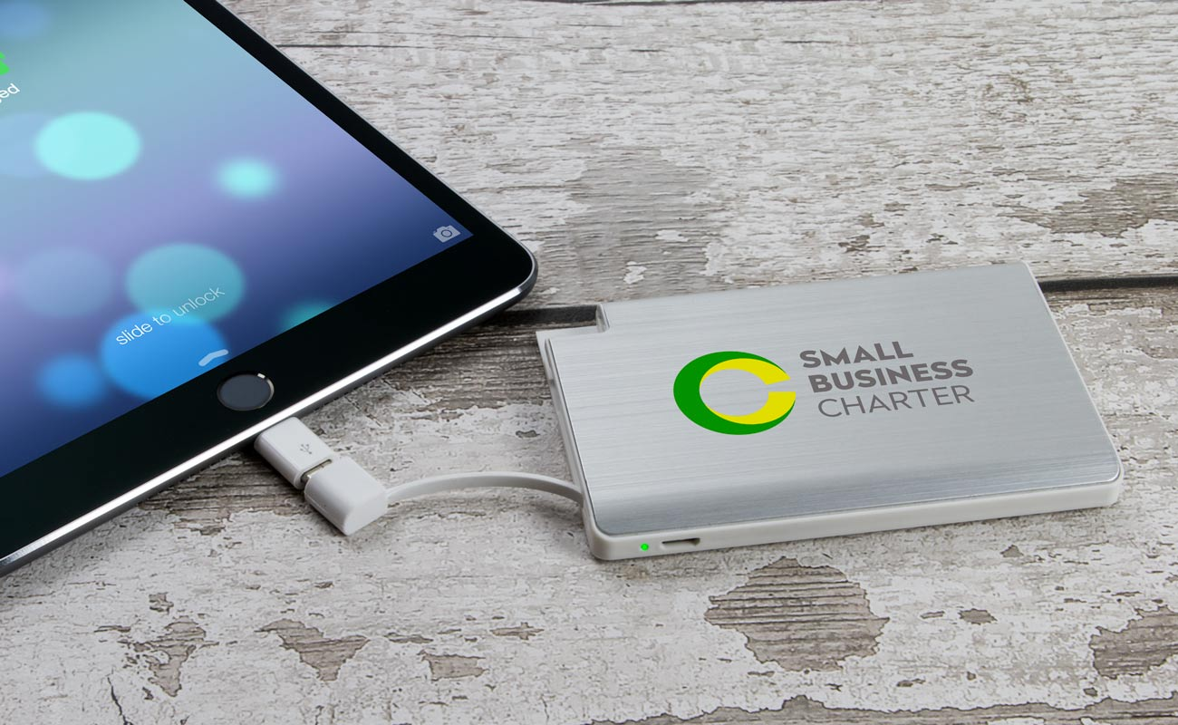 Volt - Power Bank Personalizado