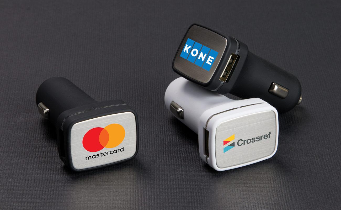Zip - Cargadores de Coche USB Personalizar