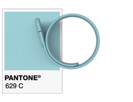 Referencias de Pantone® Pulsera USB