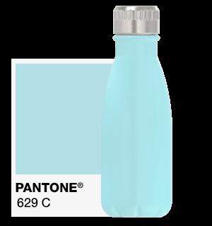 Referencias de Pantone® Botella de agua