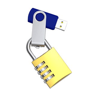 Clip Bloqueo de archivos/Dual Zone